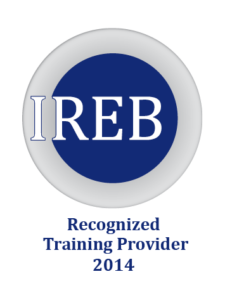 IREB Recognized Trainings Provider
